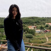 Seolhyun in pyrenees, france (27.4.2017)