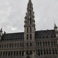 Grand Place v Bruseli. :)