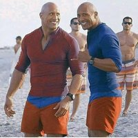Dwayne Johnson & The Rock