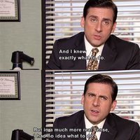Michael Scott is all of us