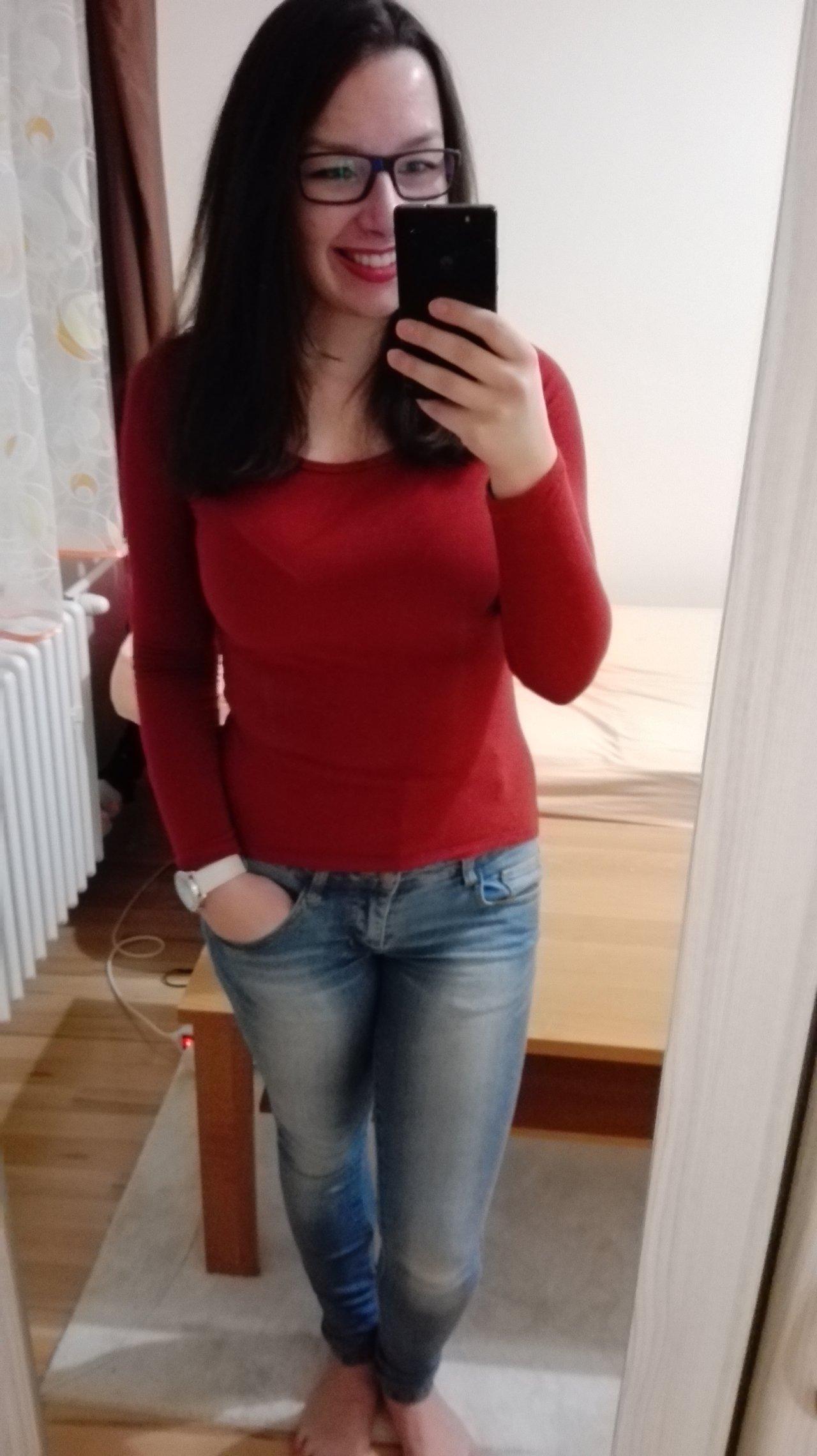 bda35e2c8c Konečne mám doma veľké zrkadlooo!  D odolávať selfie bude o dosť ťažšie